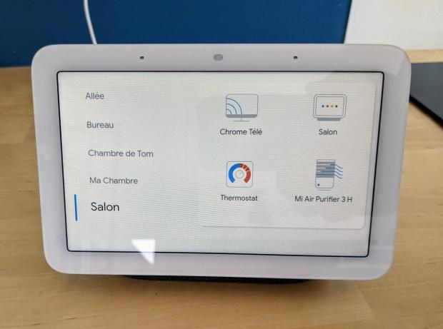 Test du Google Nest Hub 2e génération : dans la continuité de la première version