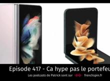 J'ai co-animé un nouvel épisode du RDV Tech au sujet des Samsung Galaxy Z Fold 3 et Samsung Galaxy Z Flip 3 !