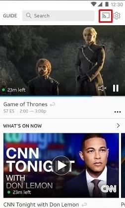 How to Chromecast DirecTV Now to TV?