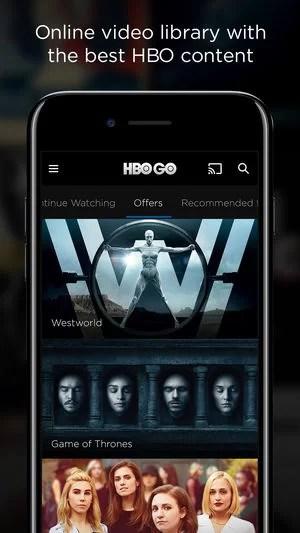 How to Chromecast HBO Go to TV?