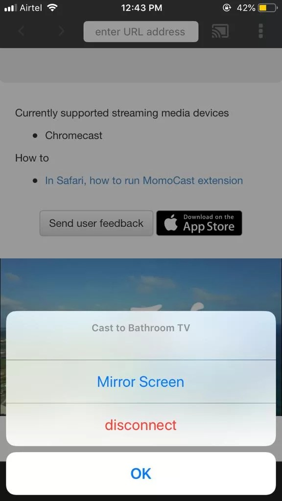 How to Screen Mirror iPhone to Chromecast?
