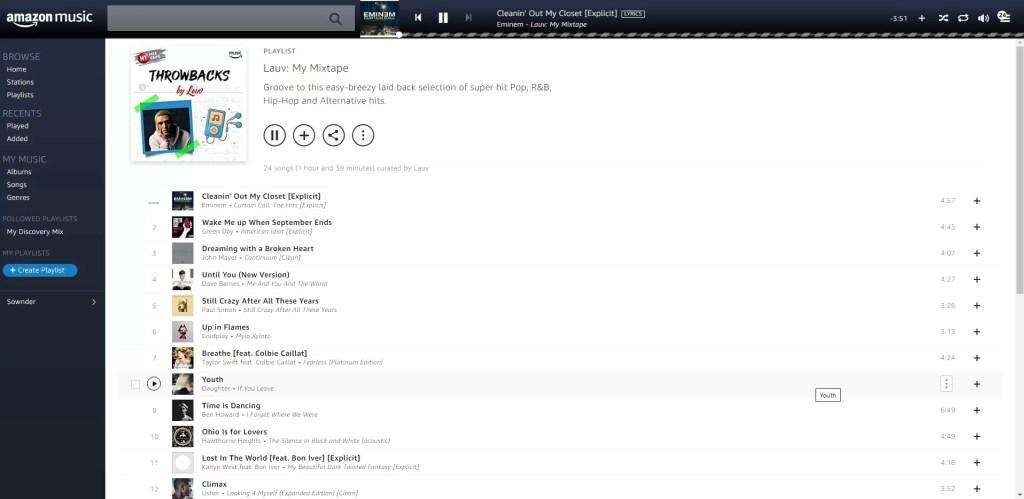 How to Chromecast Amazon Music