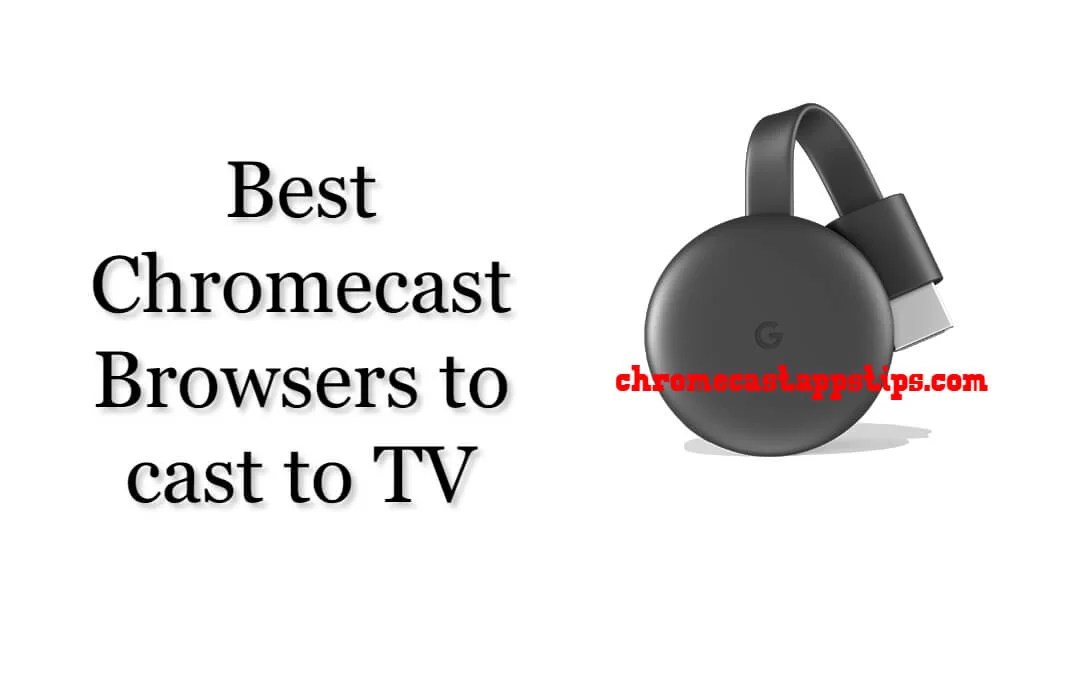 How to Chromecast Browsers on TV [2020]