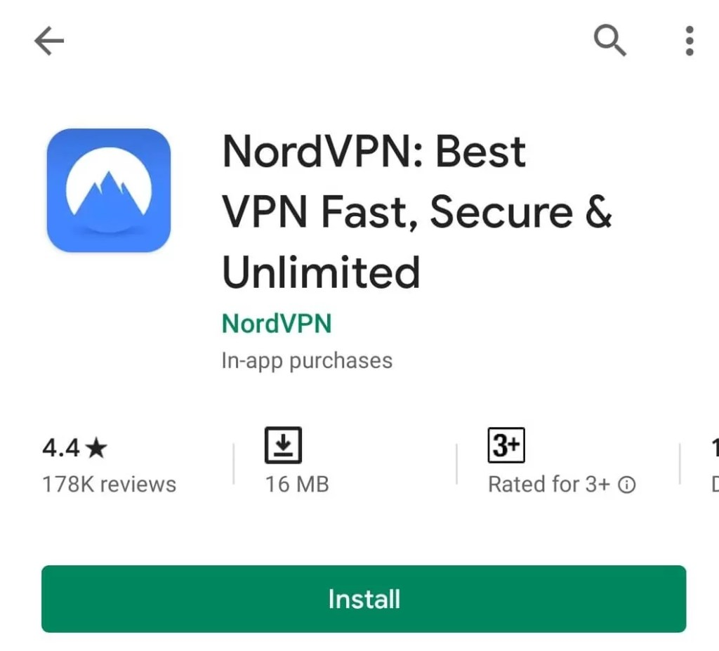 NordVPN on Chromecast