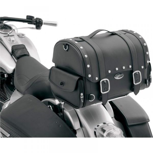 Saddlemen Express Desperado Motorcycle Lockable Seat