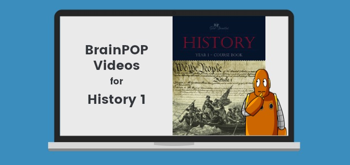 BrainPOP Videos for The Good and the Beautiful History 1