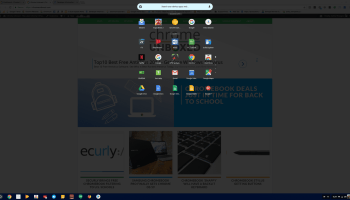Chrome OS Testing New Dark Mode