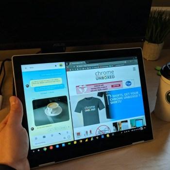 Chromebook Split Screen Stable Channel