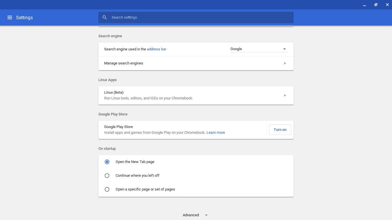 Crostini Update: Linux Apps Show Up In Chrome OS Settings
