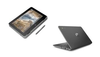 BETT 2019: HP Brings Rugged AMD Chromebooks To Education Market