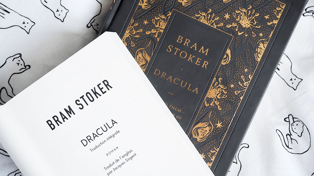 Dracula : un roman à glacer le sang