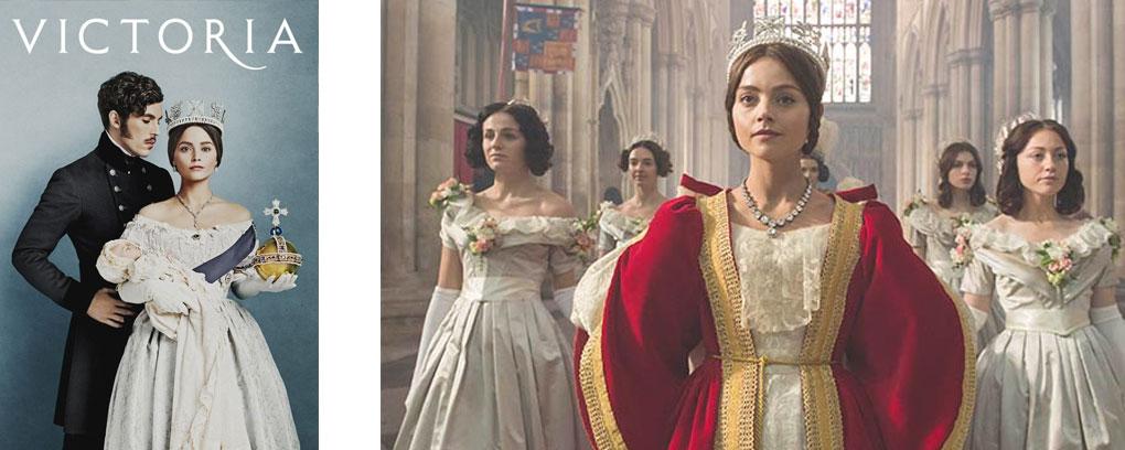 4 séries sur la royauté anglaise - victoria