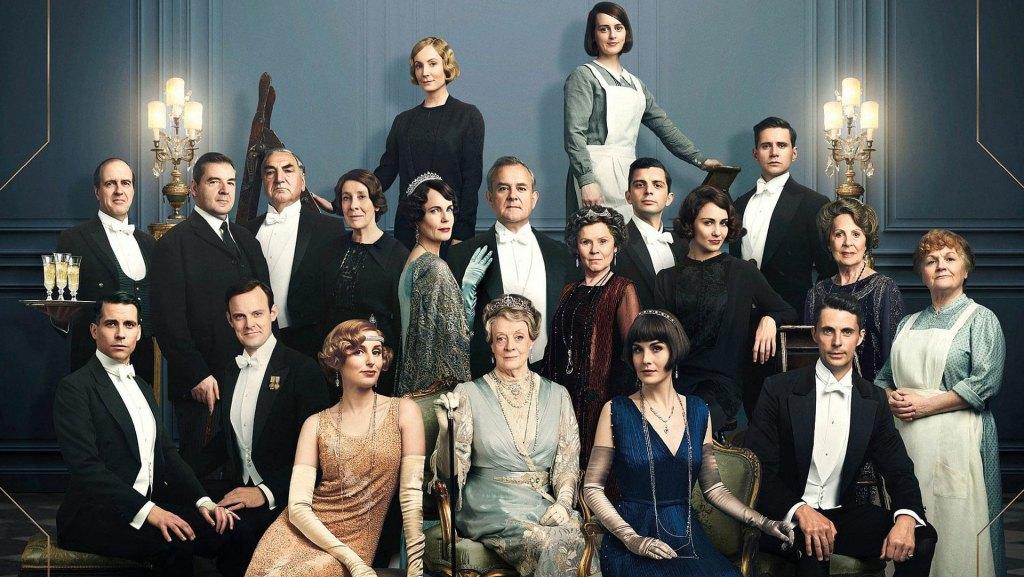 3 séries historiques : Downton Abbey