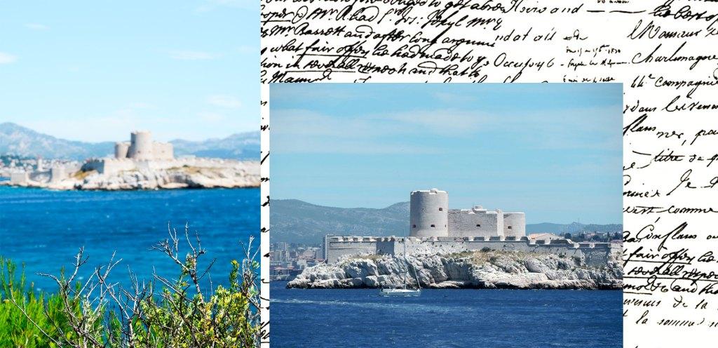 Un long week-end à Marseille chateau d'If Alexandre Dumas