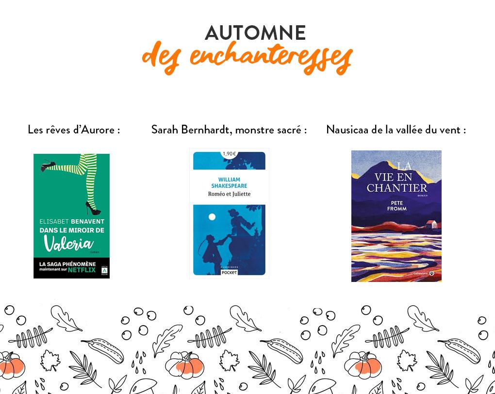 Pumpkin Autumn Challenge 2020 : Automne des enchanteresses