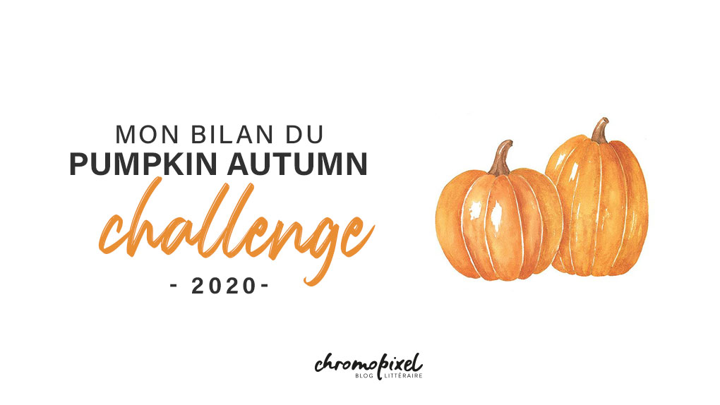 Pumpkin Autumn Challenge 2020