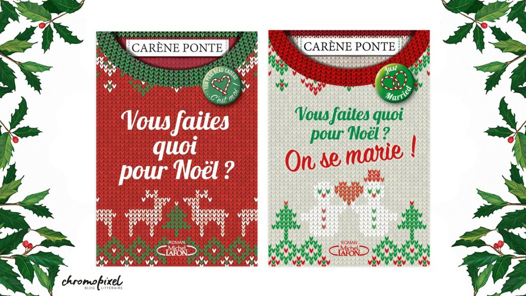 Les comédies romantiques de Noël : Vous faites quoi pour Noël ?