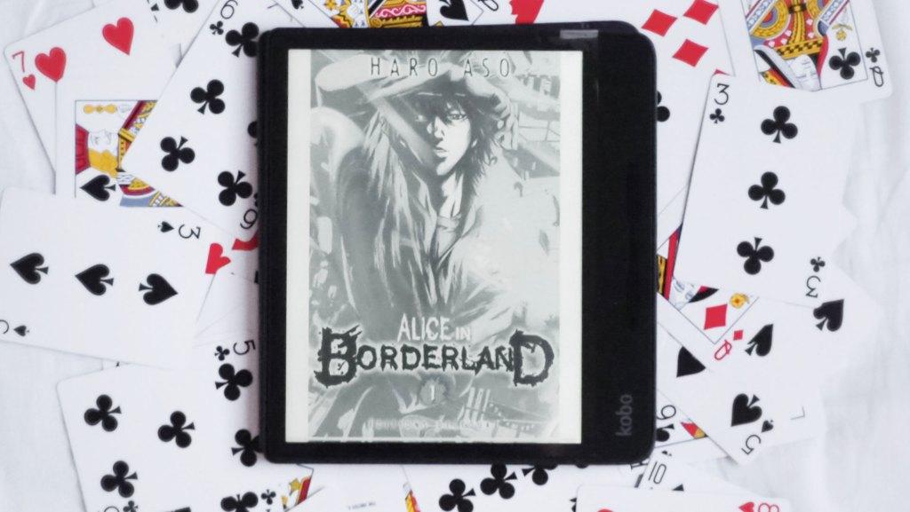 Alice in Borderland T.1 Manga