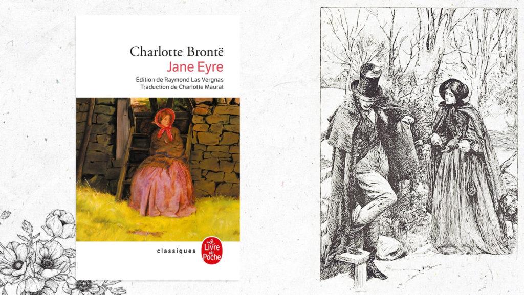 Les grandes histoires d'amour de la littérature : Jane Eyre