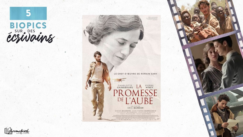 5 Biopics sur des écrivains : Romain Gary