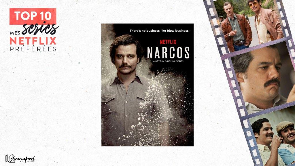 TOP 10 : De mes séries Netflix préférées : Narcos