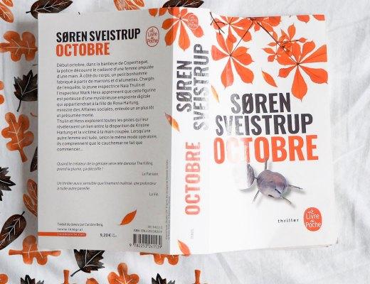 Octobre de Søren Sveistrup