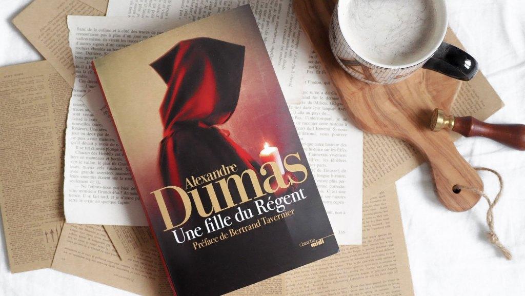 Une fille du régent : Un drame romantique