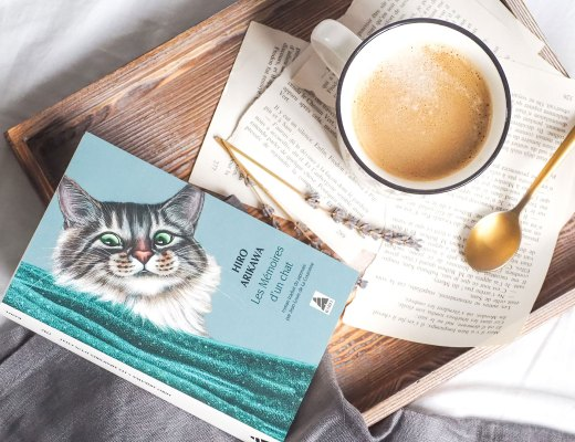 Les Mémoires d'un chat d'Hiro Arikawa