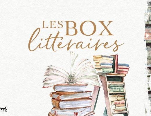 les box littéraires