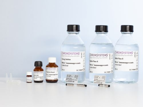 MassTox® Immunosuppressants in Whole Blood - LC-MS/MS