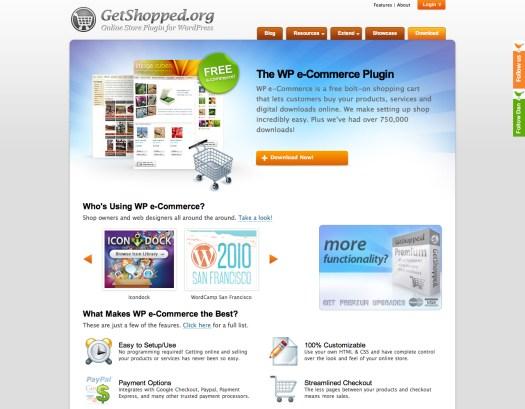 wp ecommerce