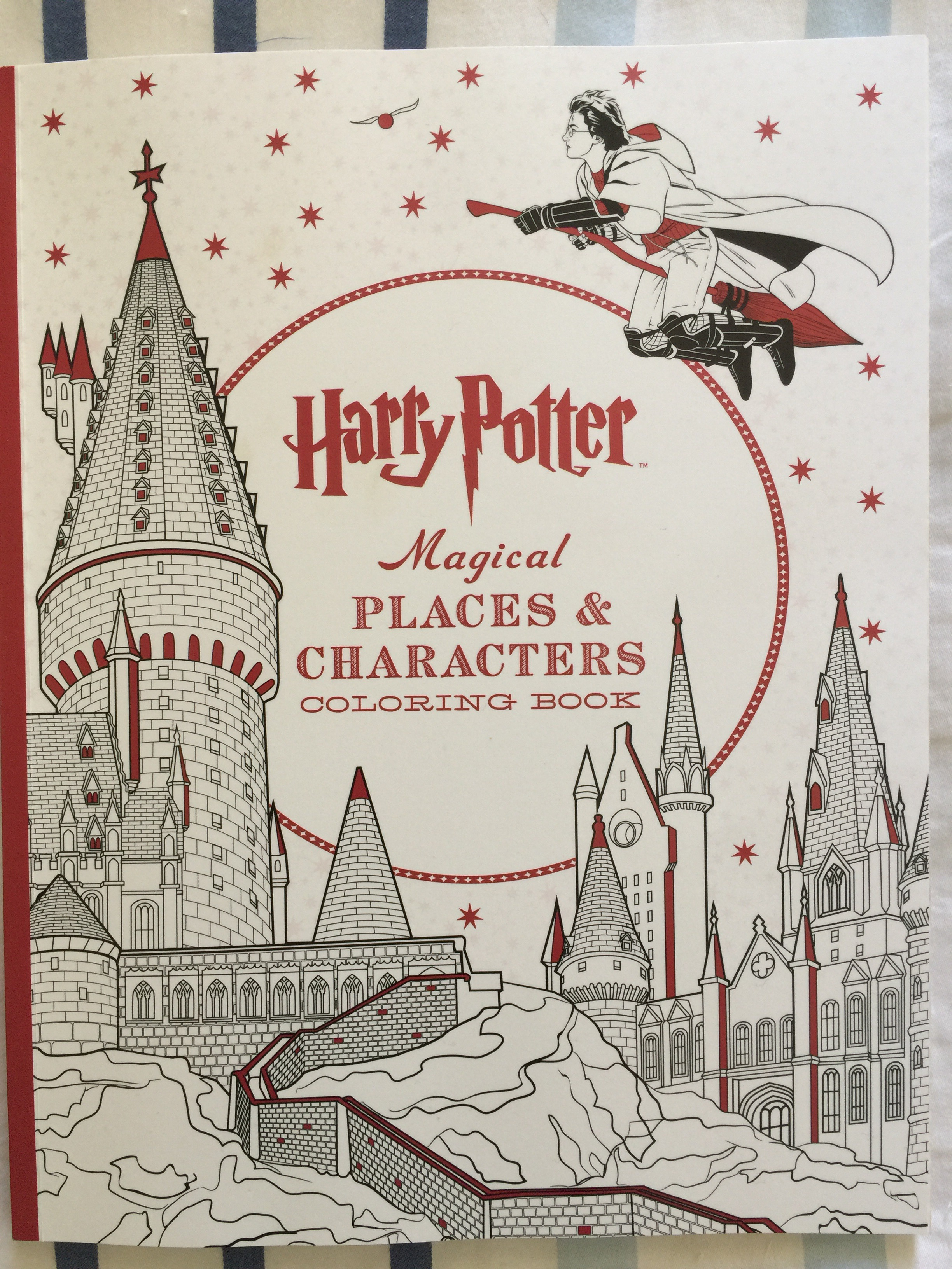Harry Potter Magical Places And Characters Chronically