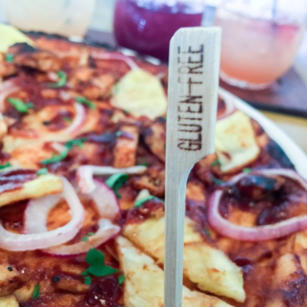 California Pizza Kitchen is Celiac Safe - Chronically Gluten Free