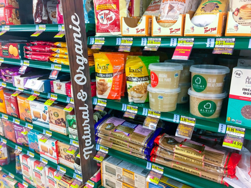 Dear Supermarkets – Organic DOES NOT Equal Gluten Free
