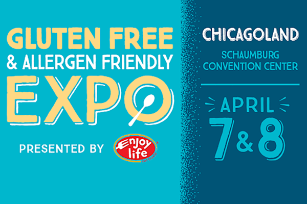 Are You Going to the Largest Gluten Free Expo of the Year? {Win Free Admission} - Chronically Gluten Free