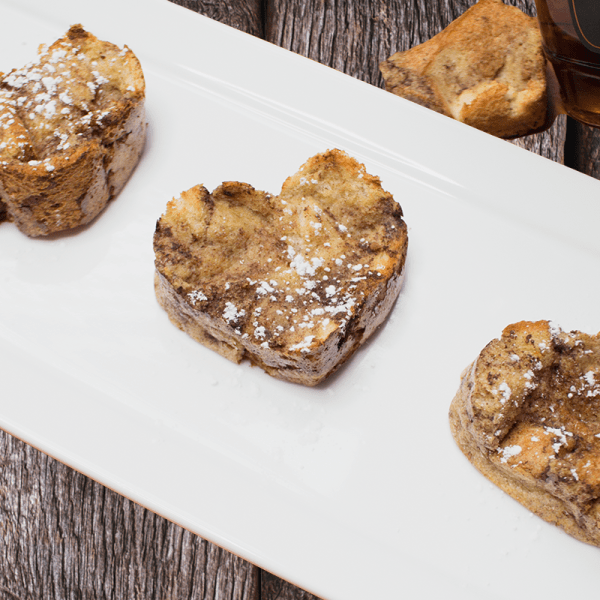 French Toast Casserole Bites - Gluten Free & Dairy Free - Chronically Gluten Free