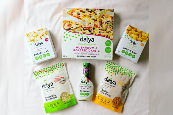 Sneak Peek Into My Gluten and Dairy Free Pantry - DAIYA - Chronically Gluten Free