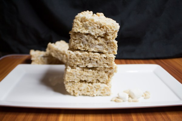 Yummy Vegan Rice Krispies - Gluten Free & Dairy Free - Chronically Gluten Free