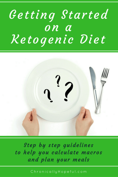 How to get started on a ketogeinc diet. LCHF Macros