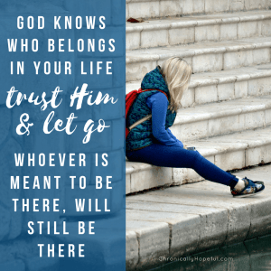 God knows who should be in your life QUOTES