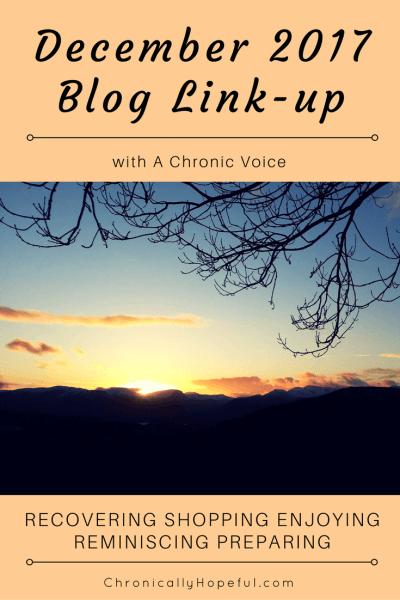 Blog Link-up Dec 2017