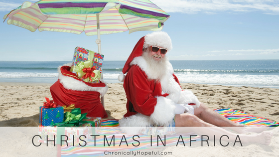 Christmas in Africa BLOG