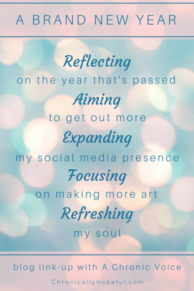 Jan 2018 Reflecting Aiming Expanding Focusing Refreshing