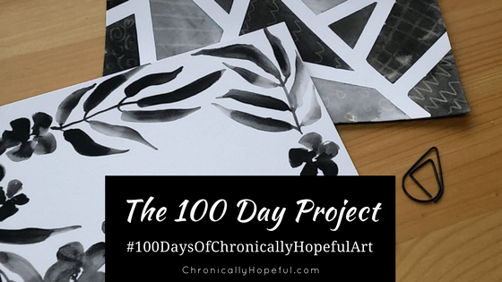 The 100 Day Project 2018 BLOG