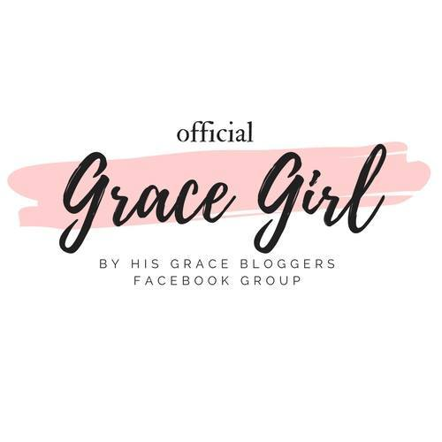 Official Grace Girl, By His Grace Bloggers