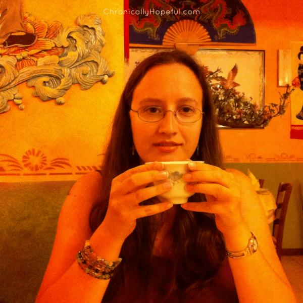 Eating out, Chinese, Chronically Hopeful