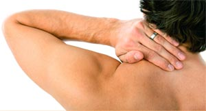 Curse Technology for Shoulder and Neck Pain