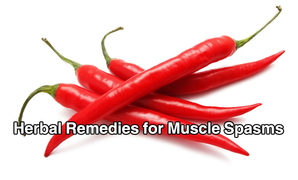Herbal Remedies for Muscle Spasms