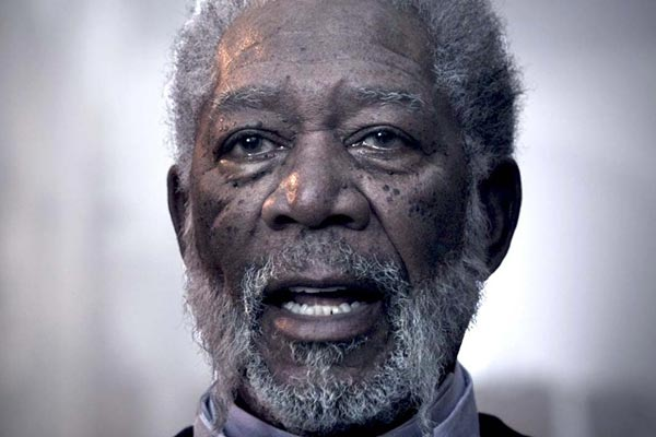Morgan Freeman fibromialgia