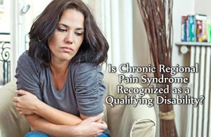CRPS disability